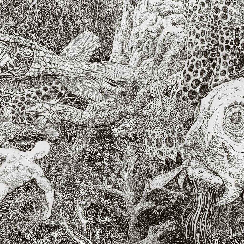 Drawing Deep Water