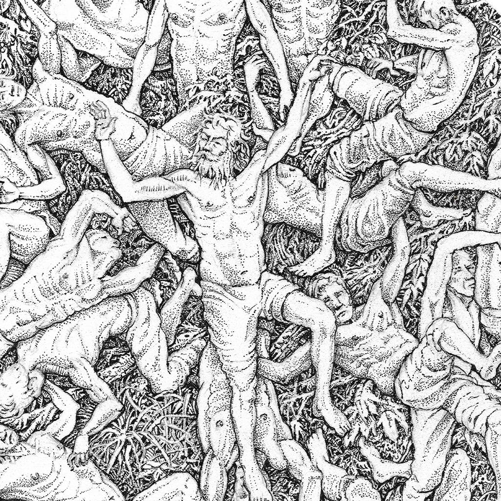 Ink_Drawing_One_Man_Simon_Hildwein